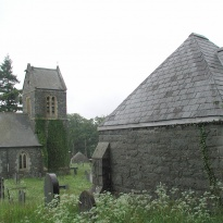 Llanfor Church and Mausoleum